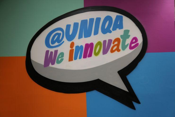 UNIQA Innovation Lab bei weXelerate eröffnet