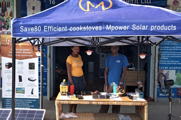 Projekt-Update: Strom aus Solarenergie für Subsahara-Afrika
