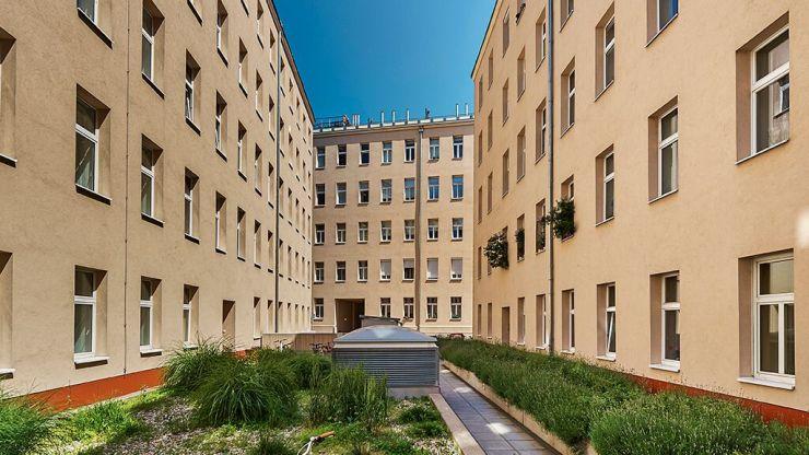 """4% Zinsen / 36 Monate Laufzeit: Neues """"Rendity""""-Crowdinvesting-Projekt """"Am Tabor"""" startet."""
