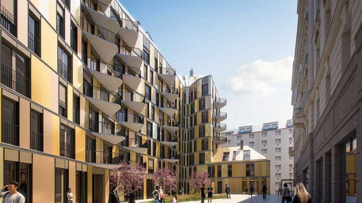 Im 1. Wiener Gemeindebezirk: Rendity startet bisher größtes Immobilien-Crowdinvesting-Projekt Österreichs
