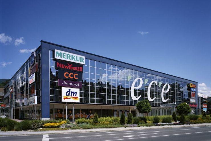 Erste Gewerbeimmobilie bei HOME ROCKET: Einkaufszentrum ece Kapfenberg startet Crowdfunding