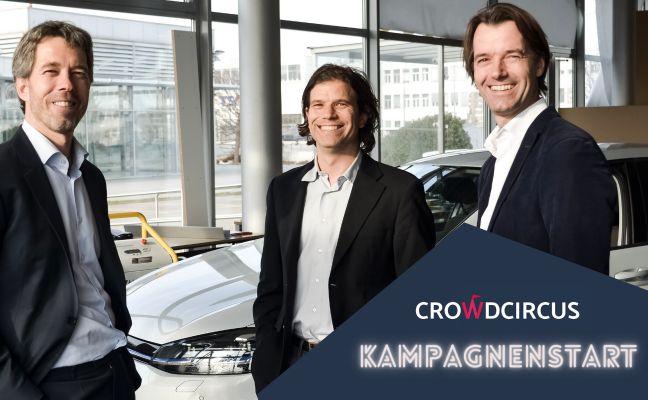 Batterietest für gebrauchte Elektrofahrzeuge: Kampagnenstart für AVILOO auf GREEN ROCKET