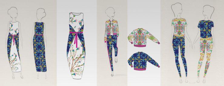 Hand in Hand-Eco-Kollektion - Nachhaltige Mode aus Deutschland