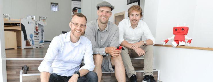 Spielzeug-Start-Up will deutschen Markt erobern | TinkerToys im Interview