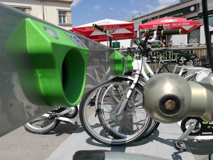 """""""Sycube"""": Crowdinvesting-Projekt will den E-Bikesharing-Markt erobern"""