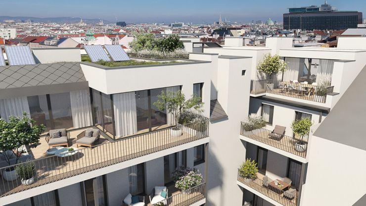 Rendity Investitionsstart: Blechturmgasse 33 in Wien 🏡
