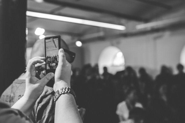 """Impressionen von der """"Crowdfunders' Hub. Mikro-Konferenz"""""""
