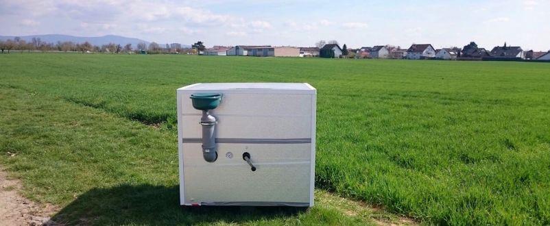 Lieblings 50 Mini-Biogasanlagen für den häuslichen Gebrauch - bettervest &BC_26